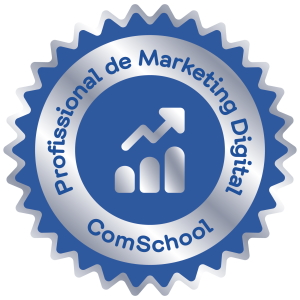 Selo Profissional de Marketing Digital Certificado